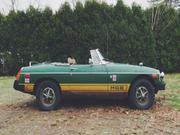 1976 Mg MG MGB base coupe 2-door